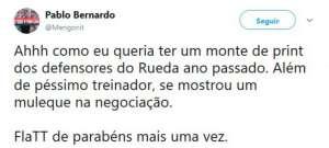 5a54cce7cd669 300x135 - Saída de Rueda provoca revolta e piadas na web; confira