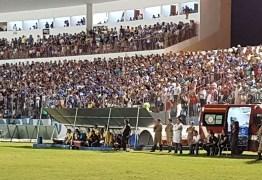 PREJUÍZO, CONSTRANGIMENTO E CENSURA: Amadeu Rodrigues proíbe TVS online de transmitir jogos do campeonato paraibano e gera revolta do torcedor