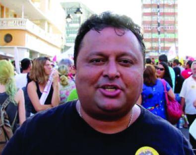 JACKSON MACEDO 1 - Presidente do PT na Paraíba convoca pressão popular em defesa da absolvição de Lula