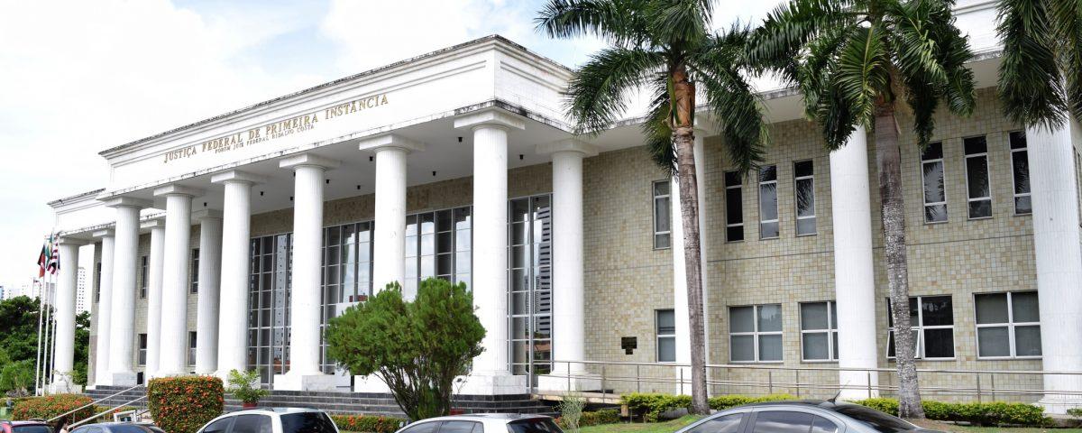 Justiça Federal Fachada 1200x480 1 - Concurso para professor da UFPB é suspenso pela Justiça Federal na Paraíba