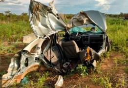 Três paraibanos da mesma família morrem em acidente na Bahia