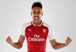 Negócio fechado: Aubameyang troca o Borussia Dortmund pelo Arsenal