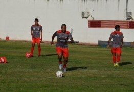 Já com Rodrigo Silva treinando, Raposa está quase pronta para estreia no estadual
