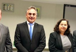 Em Brasília, Luciano acerta detalhes da liberação de U$ 100 milhões para o Cidade Sustentável