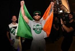 Conor McGregor paga fiança após ser preso nos Estados Unidos