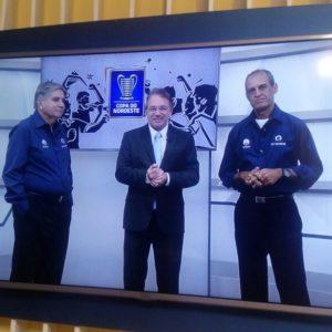 copa do nordeste tv tambaú 300x300 - TV Tambaú inicia transmissão dos jogos da Copa do Nordeste nesta terça-feira