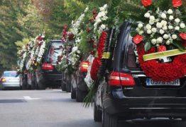 Corpos de paraibanos não virão mais pela FAB; translado já saiu de MG em carros funerários