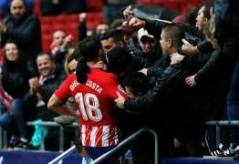 """""""Diego Costa foi o jogador mais importante que chegou nos últimos anos"""", diz Simeone"""