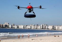 Drone salva-vidas resgata jovens em praia – VEJA VÍDEO
