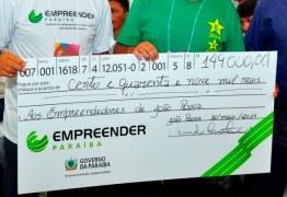 Programa Empreender Paraíba abre inscrições em 19 municípios