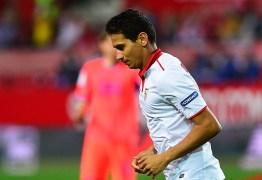 Fora dos planos do técnico, Ganso pode deixar Sevilla nesta janela, diz jornal