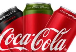 Coca-cola dará 3 milhões para a pessoa que achar um substituto para o açúcar no refrigerante. Participe!