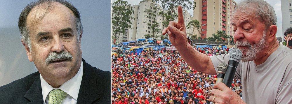 images cms image 000577704 - Crime de Lula foi vencer o desafio da fome, diz diretor da FAO