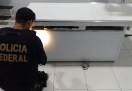 PF combate fraudes na importação de equipamentos médicos na Paraíba e outros 19 estados