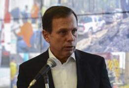 João Dória afirma que prefeitura de São Paulo usa drones para medir público do carnaval