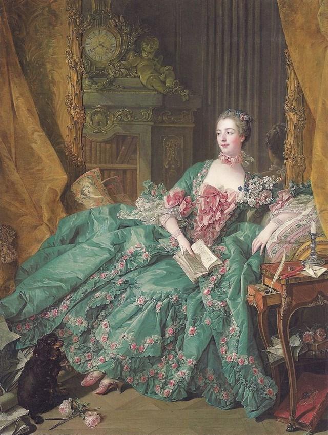 madame pompadour - Conheça as 5 prostitutas mais famosas da história