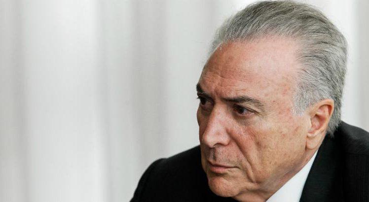 michel temer e1516362530939 - Temer determina envio de força-tarefa ao Ceará para combater crime organizado