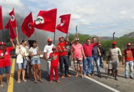 Protesto do MST é encerrado e estradas são liberadas na PB