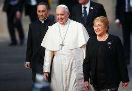 Papa Francisco nomeia representante oficial para posse de Jair Bolsonaro