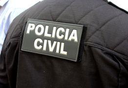 Policiais Civis da PB realizam panfletagem na orla de João Pessoa nesta sexta