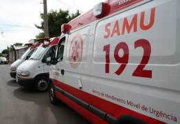 João Pessoa ganha cinco novas ambulâncias do Governo Federal