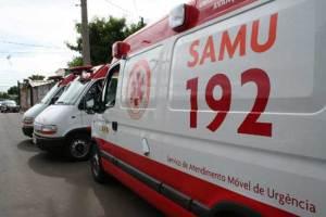 samu 300x200 - João Pessoa ganha cinco novas ambulâncias do Governo Federal
