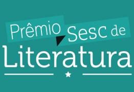 Já estão abertas as inscrições para Prêmio Sesc de Literatura