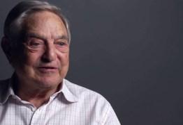 George Soros ataca empresa de tecnologia e pede regulamentação dos seus serviços