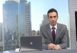 "Ticiane Pinheiro vibra com César Tralli no JN: ""Meu Bonner"""