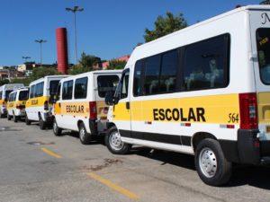 transporte escolar 300x225 - Detran-PB divulga calendário de vistorias do transporte escolar