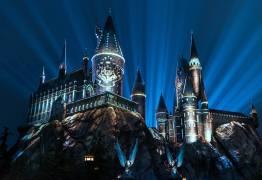 """Atração de """"Harry Potter"""" em Orlando terá projeção mapeada de Hogwarts"""