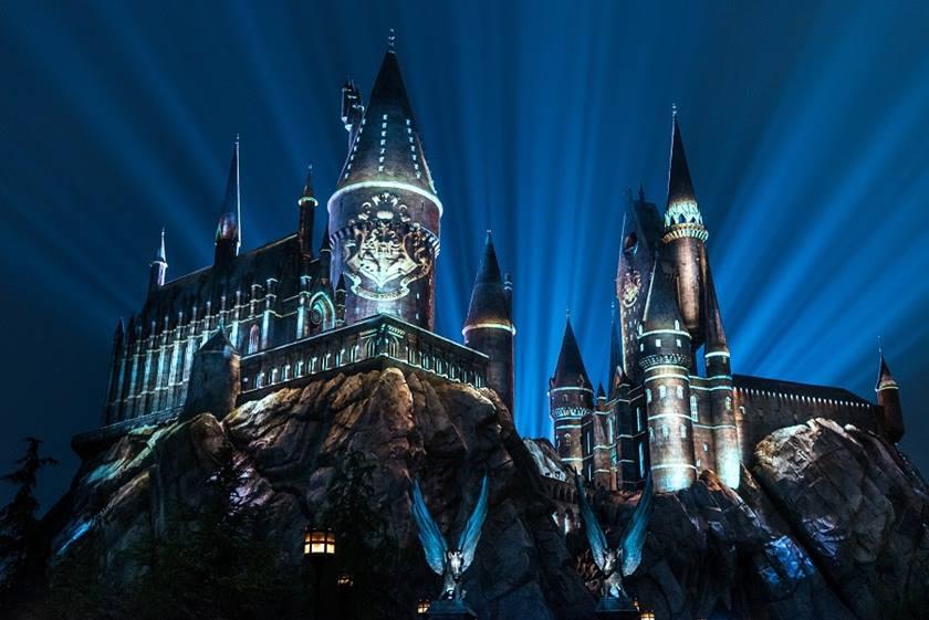 """unnamed2 - Atração de """"Harry Potter"""" em Orlando terá projeção mapeada de Hogwarts"""