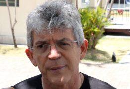 Ricardo Coutinho declara: 'Não vou entregar Estado a quem não tem capacidade'