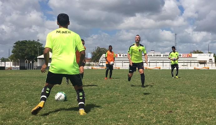 whatsapp image 2017 01 25 at 16.07.37 - Botafogo-PB não perde tempo e volta aos treinos na Maravilha do Contorno