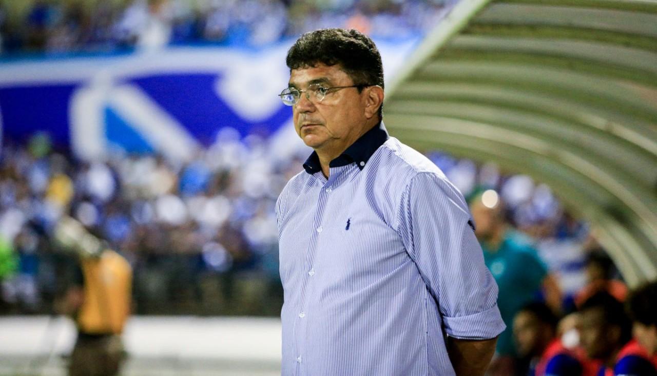 15 02 2018 csa x sao paulo 00 ac 0045 - Diretoria do Treze promete anunciar substituto de Oliveira Canidé até esta quarta-feira