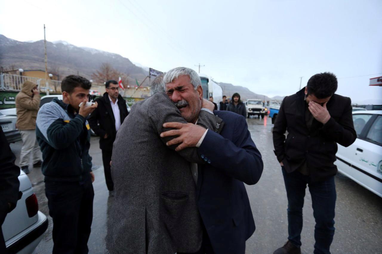 2018 02 18t152147z 318643714 rc15247fdaf0 rtrmadp 3 iran airplane - Avião com 65 a bordo cai no Irã