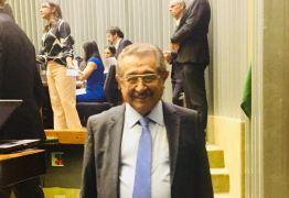 Senador José Maranhão considera necessária intervenção federal no Rio de Janeiro