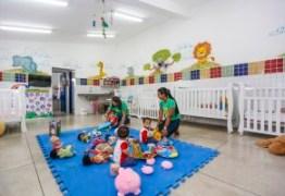 Entrega de creche amplia vagas em berçário de João Pessoa