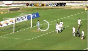 Capturar 16 300x174 - Revolta nas arquibancadas e nos gramados marca empate entre Botafogo-PB e CSP