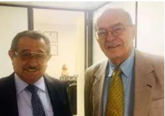 Após negativa de Renato Gadelha sobre apoio do PSC à candidatura do MDB, presidente da sigla tem reunião com Maranhão, em Brasília