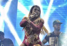 Márcia Fellipe agita Virgens de Tambaú neste domingo