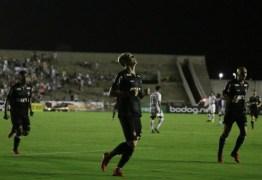 FORA DA COPA DO BRASIL: Em casa, Botafogo-PB decepciona torcida e é atropelado pelo Atlético-MG