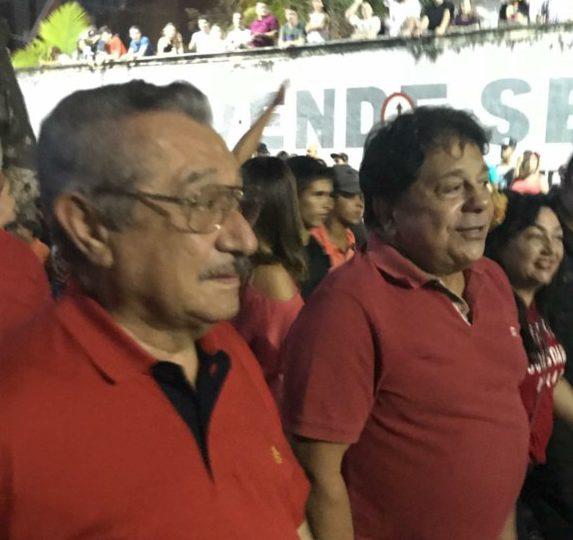 Screenshot 20180208 093336 e1518095020945 - CARNAVALESCO: senador Maranhão desce Avenida seguindo trio nas Muriçocas do Miramar