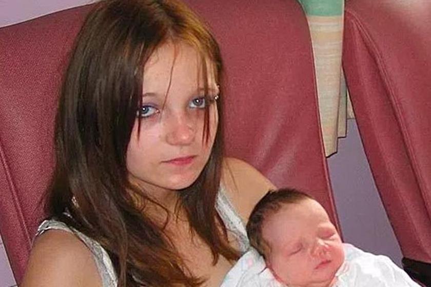 Screenshot 4117 1 - Jovem que engravidou aos 11 anos comove com relato emocionante