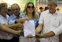 RC e João Azevedo assinam importante ordem de serviço para o início da construção da Ciretran de Cajazeiras