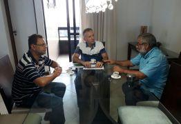 Aguinaldo Ribeiro discute emendas e recursos para a cidade de Juarez Távora