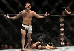 Aos 35 anos, paraibano Alberto Miná retorna ao UFC