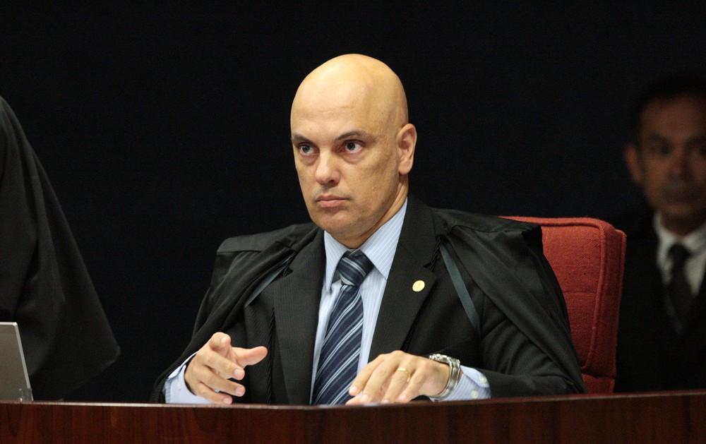 alexandre de moraes greves - Alexandre de Moraes declara greve dos caminhoneiros ilegal e concede liminar ordenando desbloqueio das rodovias