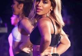 Anitta e Diplo curtem festa de aniversário de Drake