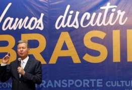 CRISE NO PSDB: Arthur Virgílio engrossa contra Alckmin e alfineta FHC: 'Ele errou sobre Huck'